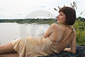 The Lying Woman Stock Photos - Image: 10227283