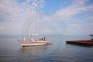 Yacht 01 Stock Photography - Image: 10227772