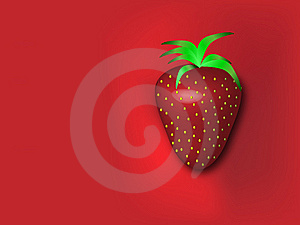 Strawberry Stock Photo - Image: 10228930
