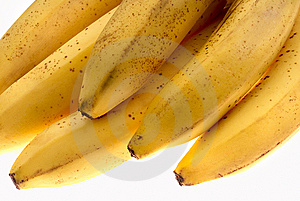 Overripe Bananas Royalty Free Stock Photography - Image: 10230437