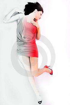 Beautiful Sexual Woman Stock Image - Image: 10237261