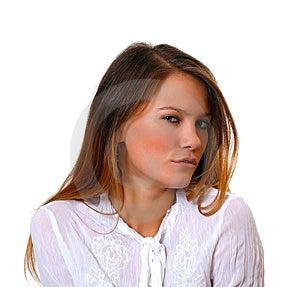 Face Stock Photo - Image: 10248280