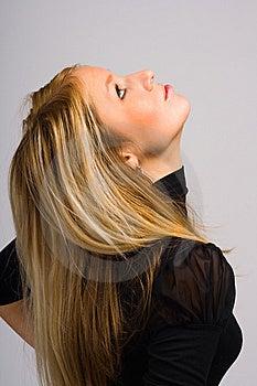 Blond Royalty Free Stock Image - Image: 10248466