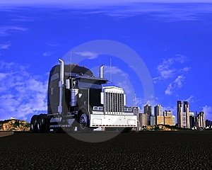 Freight Machine Royalty Free Stock Photography - Image: 10253807