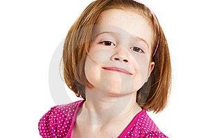 Funny Girl Stock Image - Image: 10255721
