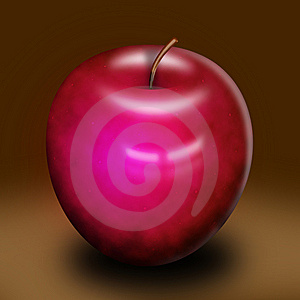 Apple Royalty Free Stock Images - Image: 10258949