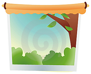 A Painting Of Tree Stock Images - Image: 10262534