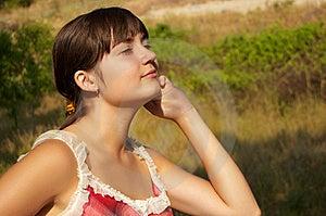 Women's Portrait Royalty Free Stock Photography - Image: 10264507