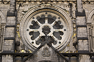 Fin Barre's Cathedral Royalty Free Stock Images - Image: 10268079