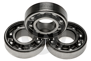 The Steel Bearing Royalty Free Stock Image - Image: 10268106