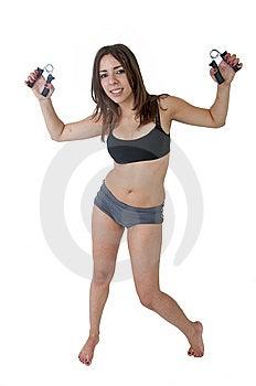 Gymnastics Royalty Free Stock Photo - Image: 10277575