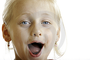 Cute Innocent Child Royalty Free Stock Photos - Image: 10280188