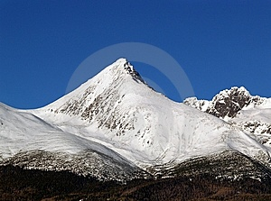 The Tatra Mountains Stock Photo - Image: 10281610