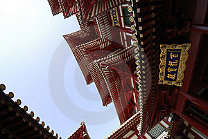 The Buddha Tooth Relic Temple And Museum Situated Royalty Free Stock Photography - Image: 10281637