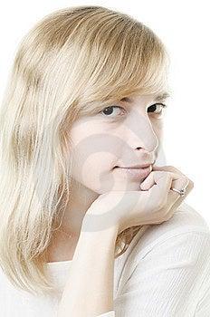 Close-up Portrait Stock Images - Image: 10282604