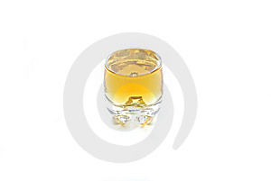 Whiskey Shot Stock Images - Image: 10283034