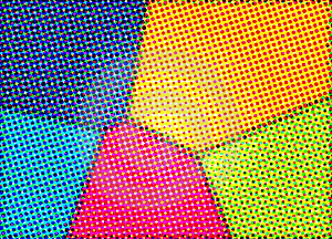 Halftone Colors Stock Images - Image: 10285634