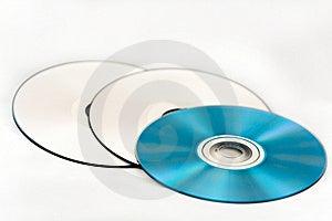 Compact Discs Stock Photos - Image: 10286683