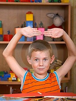 The Boy Royalty Free Stock Photo - Image: 10289155