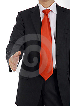 Let Me Introduce Myself Stock Image - Image: 10291801
