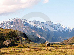 Argentinian Andes Royalty Free Stock Photography - Image: 10295517