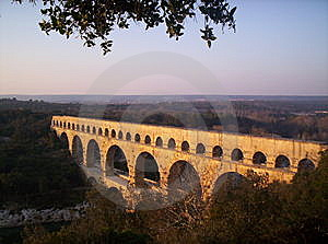 Pont Du Gard Stock Photos - Image: 10297713