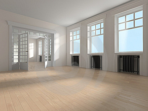 Interior Of The Room Royalty Free Stock Images - Image: 10298019