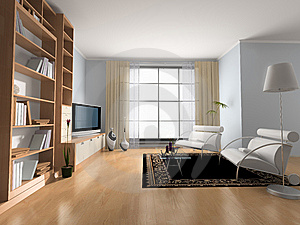 Room Interior Royalty Free Stock Photo - Image: 10298035