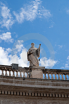 Roof Sculpture Stock Photography - Image: 10298892