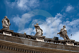 Roof Sculpture Stock Image - Image: 10298901