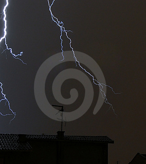 Lightning 1 Stock Photos