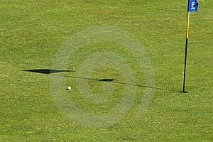 Uderzenie Zakańczające Dziura Zdjęcie Royalty Free - Obraz: 1034755