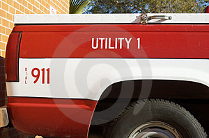 Fire & Rescue Royalty Free Stock Image - Image: 1034896