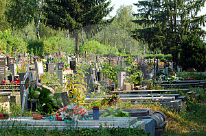 Free Stock Photo - Graveyard