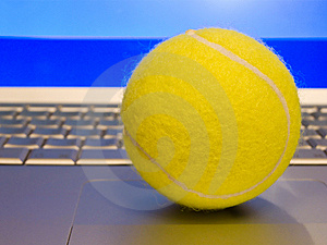 Tennis Sport Royalty Free Stock Images - Image: 10300719