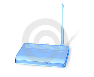 Wireless Router Stock Images - Image: 10301954
