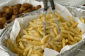 French Fries Royalty Free Stock Photography - Image: 10308167