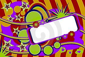 Chaotic Postal. Stock Image - Image: 10318491
