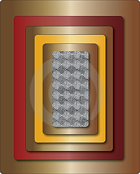 Rectangles,optical Illusion Stock Images - Image: 10319274