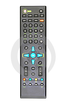 Remote Controller Stock Image - Image: 10321391