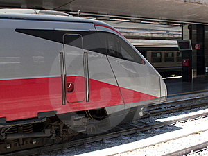 Railway Station In La Spezia Royalty Free Stock Photo - Image: 10326895