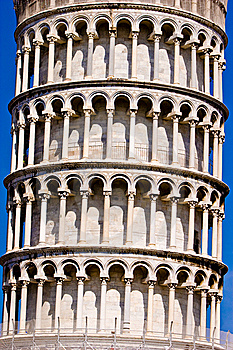 Leaning Tower Of Pisa Italy Stock Image - Image: 10330111