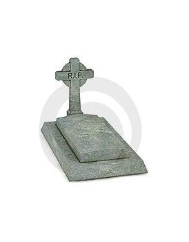 Gravestone Royalty Free Stock Images - Image: 10336109