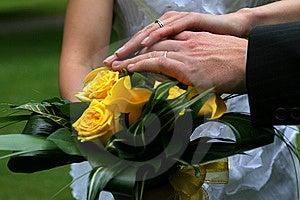 Wedding Rings Stock Photography - Image: 10337982