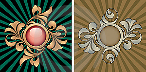 Retro Abstracts Royalty Free Stock Photography - Image: 10338257