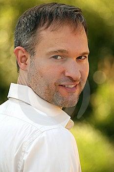 Portrait Of Man Royalty Free Stock Photo - Image: 10339005