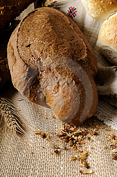 Bread Stock Photo - Image: 10339550