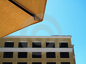 Outside View Royalty Free Stock Photography - Image: 10342047