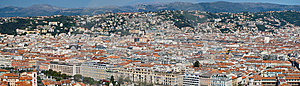 Nice Panorama Royalty Free Stock Photography - Image: 10342507