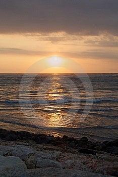 Sunset Royalty Free Stock Photography - Image: 10342727